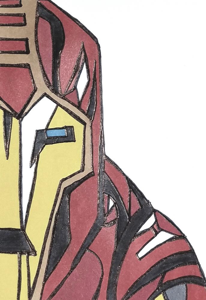 Iron Man par armattock